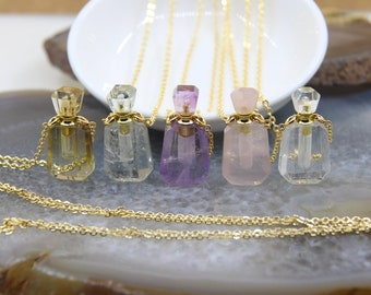 Natural Garden Golden Phantom Quartz Pendant Gemstone Beads Teardrop Flower Quartz Crystal Pendant 5style