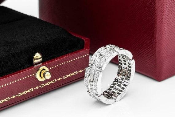 cartier mens engagement rings