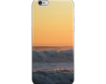 Sunset Serenity - Nature Photography iPhone Case