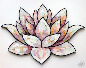 Lotus Flower Art Etsy