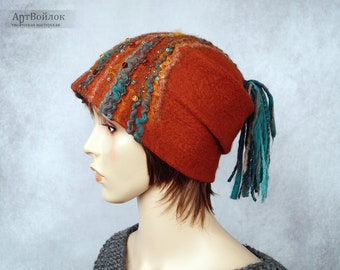 7f9cda49a38 Hat felted ARCHITECTURAL