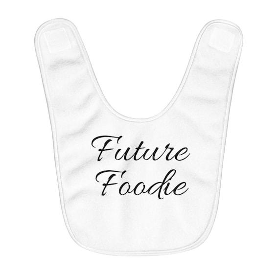 Foodie Bib