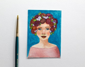 Artist Trading Card