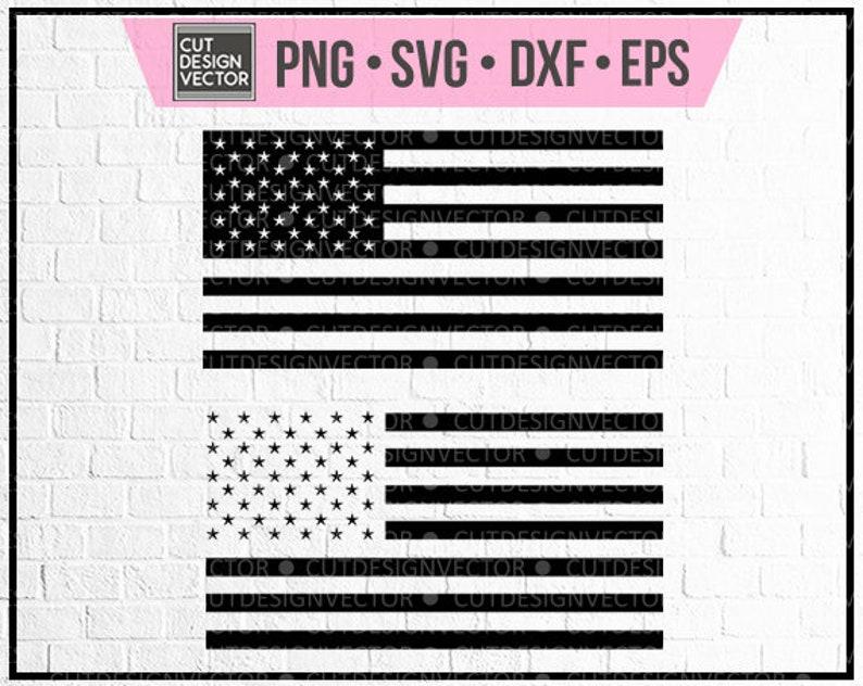 American Flag Svg Usa Flag Svg American Flag Cricut Usa Etsy