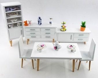 Miniature Dollhouse Furniture Etsy
