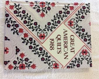 Great American Quilts 1988-Craft book