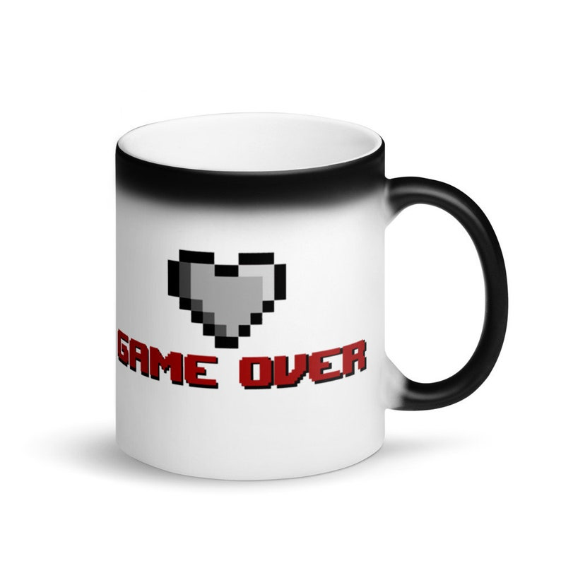 Video Game Coffee Cup image 0
