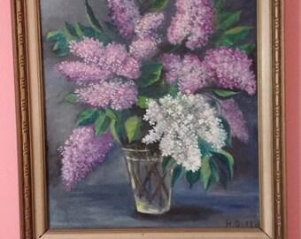 Purple Hyacinth Passion