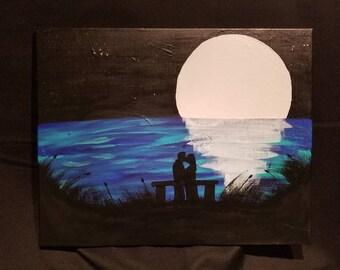 Moon Light Kiss
