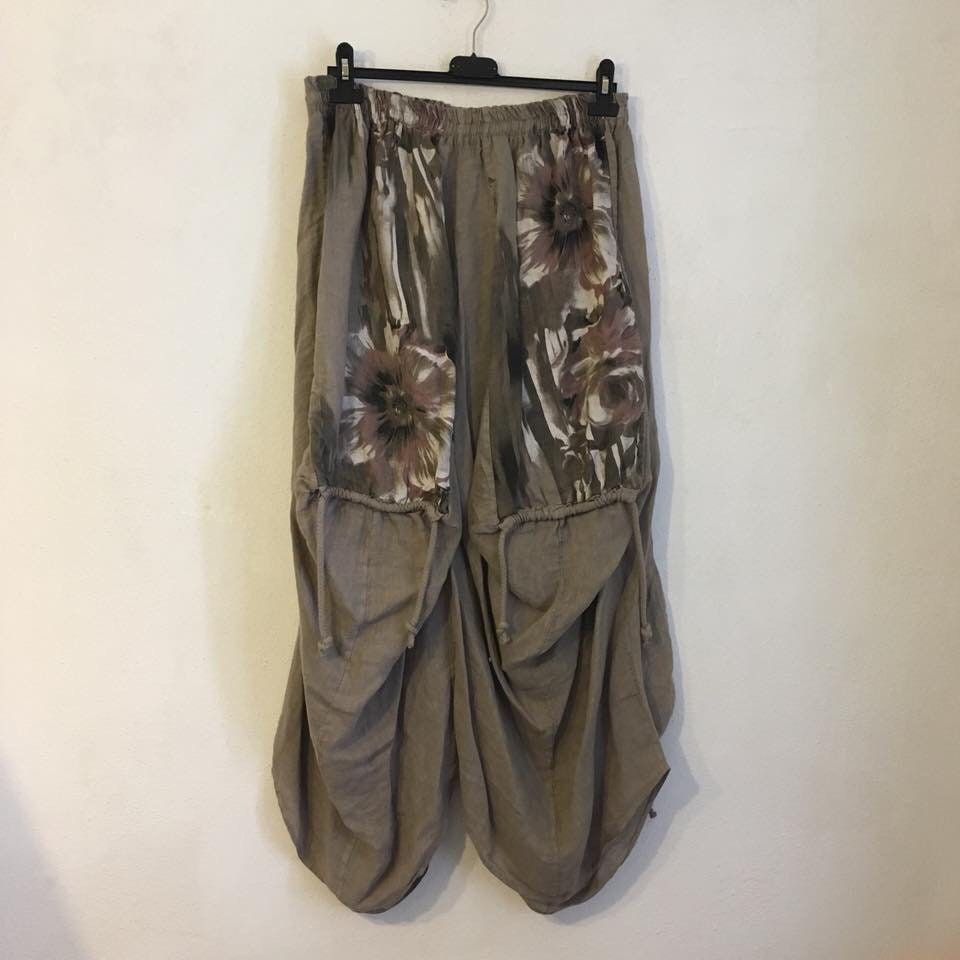 0d148c8fed3 Gonna in lino linen skirt plus size. Lose clothes