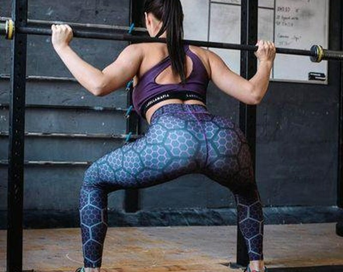 Squat Proof Leggings |  Make Your Booty Tight and Lifted