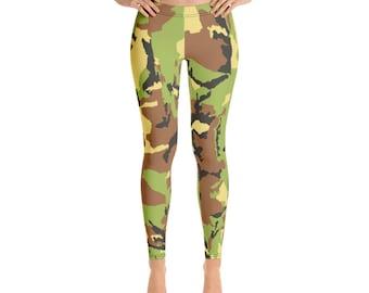 Everyday Camouflage Leggings