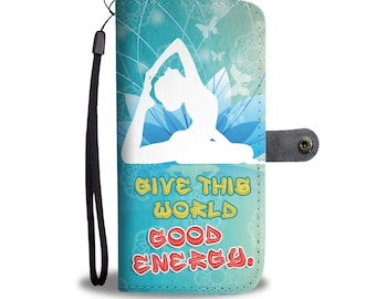 Good Energy Wallet Case