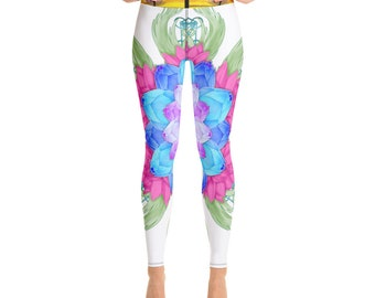 Super Soft Stretchy & Comfortable Yoga Leggings   Best Yoga Pants For Women