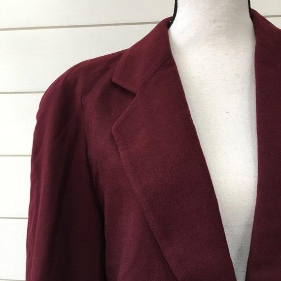 Vintage 1980s | Christian Dior Blazer - image 2