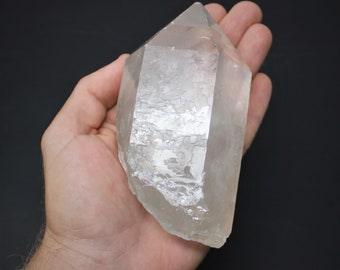 EXTRA LARGE JUMBO Clear Quartz Crystal Point: Choose Size (Crystal Points, Clear Quartz, Quartz Point, Clear Quartz Point)