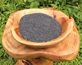 Ritual Black Salt for Spells, Jinx Removing (Wicca, Pagan, Protection, Herb)