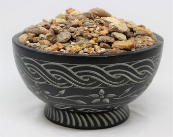 Dark Mayan Copal Resin Granular Incense, Premium 'A' Grade: Choose 1/2oz, 1oz, 2oz, 4oz, 8 oz or 1 lb Bulk