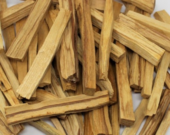 Palo Santo Wood Wholesale Lots: Choose 1 2 3 or 5 lb Bulk Lots (Holy Wood, Palo Santo Smudge Stick, Cleansing)