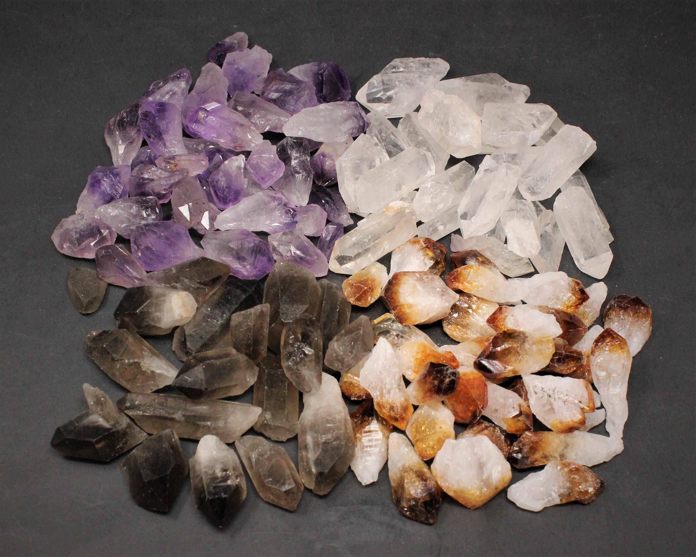 1 lb Bulk Lot Rough Blue Kyanite Blades Natural Pieces Crystals CLEARANCE 16 oz
