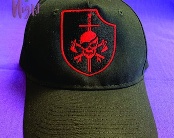 a2f1ea2c946b3 Devgru Seal Team Six Sniper Embroidery Baseball Hat Embroidered Special  Force Navy Seal Cap NSWDG Black Squadron