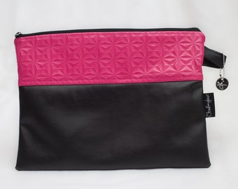 Clutch Funky Pink
