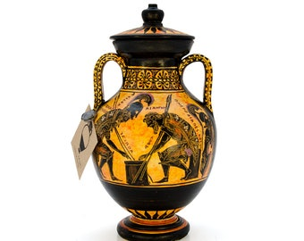 Exekias Amphora