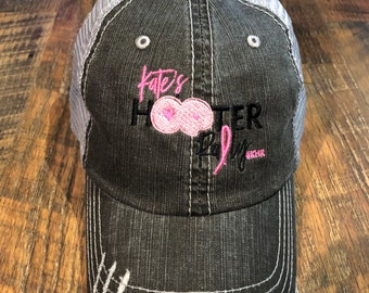 Kate's Hooter Rally Hat