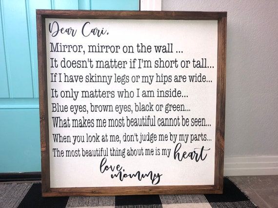 Mirror Mirror On The Wall Etsy