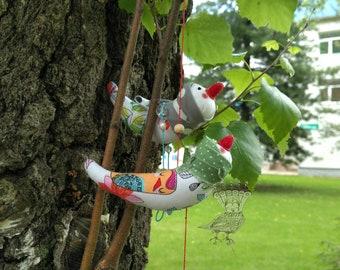 Poupées «Oiseaux de printemps»