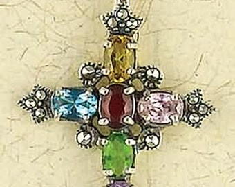 Natural Marcasite 45x26x6 Fancy  shape genuine gemstone beautiful colour gemstone jewelry stone