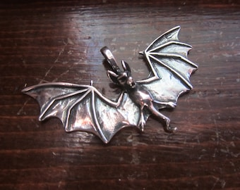 Bat Nocturnal Bat Acrylic Necklace Cosplay Jewelry Nocturnal