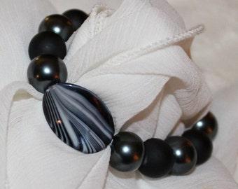Functionality Beaded Bracelet