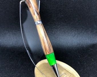 Bethlehem Olive Wood Pen