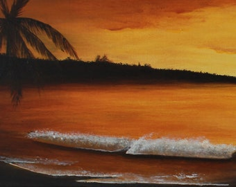 Sunset - Tropical islands - British virgin Islands - downloadable prints - digital prints