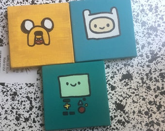 Adventure Time (Hero) Magnets