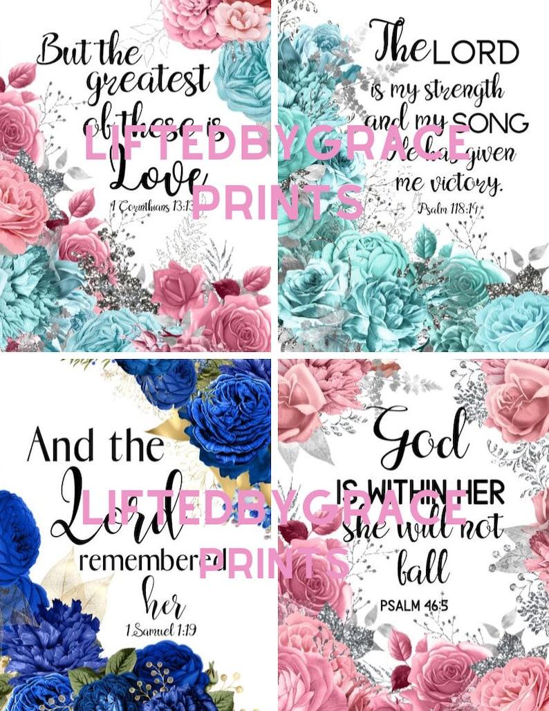 Memory Verse Cards Bible Verse Cards Printable Scripture Bible Verse Set Inspirational Cards Scripture Memory Bible Scripture Cards