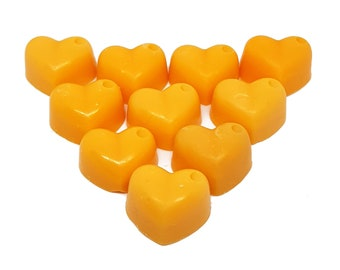 10 x Musk & Sandalwood Highly Scented Soy Wax Melts