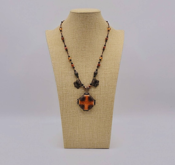 Carnelian Healing Necklace