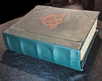 Charmed Book Of Shadows Replica - Big Size - Handmade - Present - New