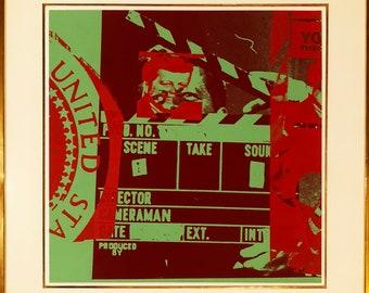 Andy Warhol Flash JFK Collection