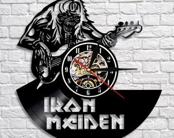 Iron Maiden Etsy