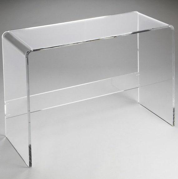 Acrylic Sofa Table 36\