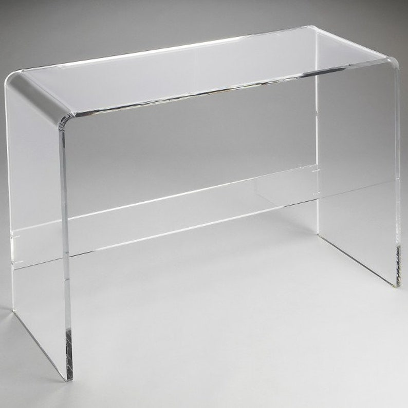 Acrylic Sofa Table 36\