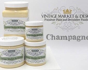 Champagne - Vintage Market & Design® Furniture Paint