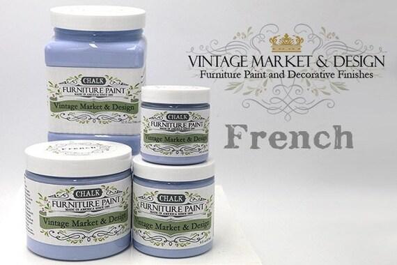 French Vintage Market Design Furniture Paint Etsy