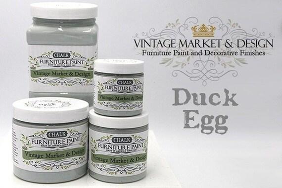 Duck Egg Vintage Market Design Furniture Paint