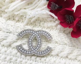 Luxury Pearl Brooch