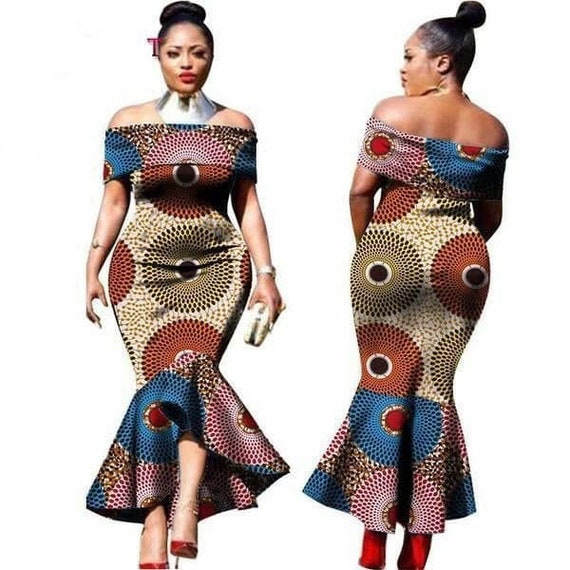 African Wear for Ladies