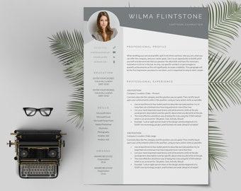 Resume Template | Professional Resume | CV Template | Modern Resume | Resume | Resume Template Word | Creative Resume | CV | Resume Design